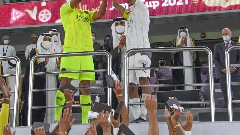 Al Sadd retain Amir Cup in final at spectacular Al Thumama stadium