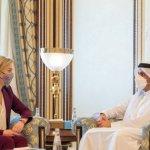 Qatar, UK intend to launch annual bilateral strategic dialogue