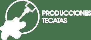Producciones Tecatas Logo White