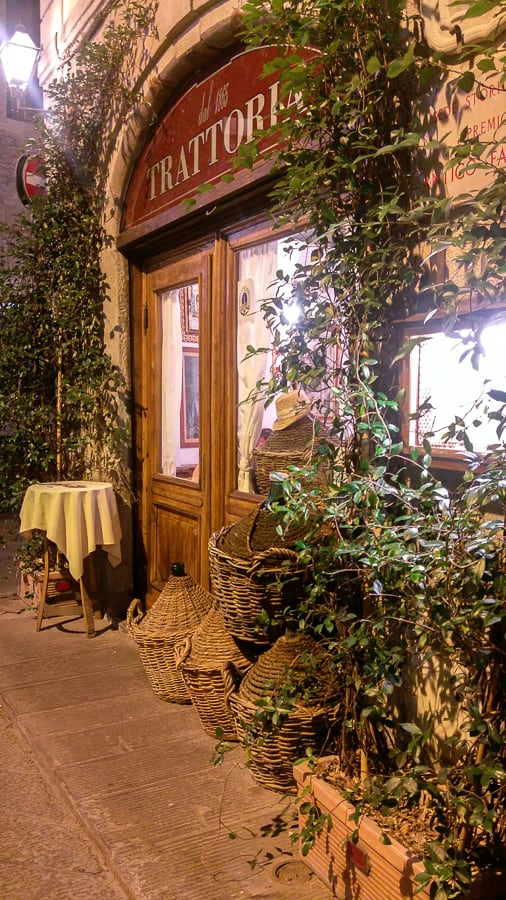 italian trattoria restaurant covered in vines mediterranean lifestyle