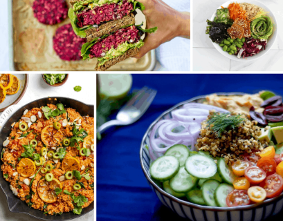 59 meatless meals and recipes