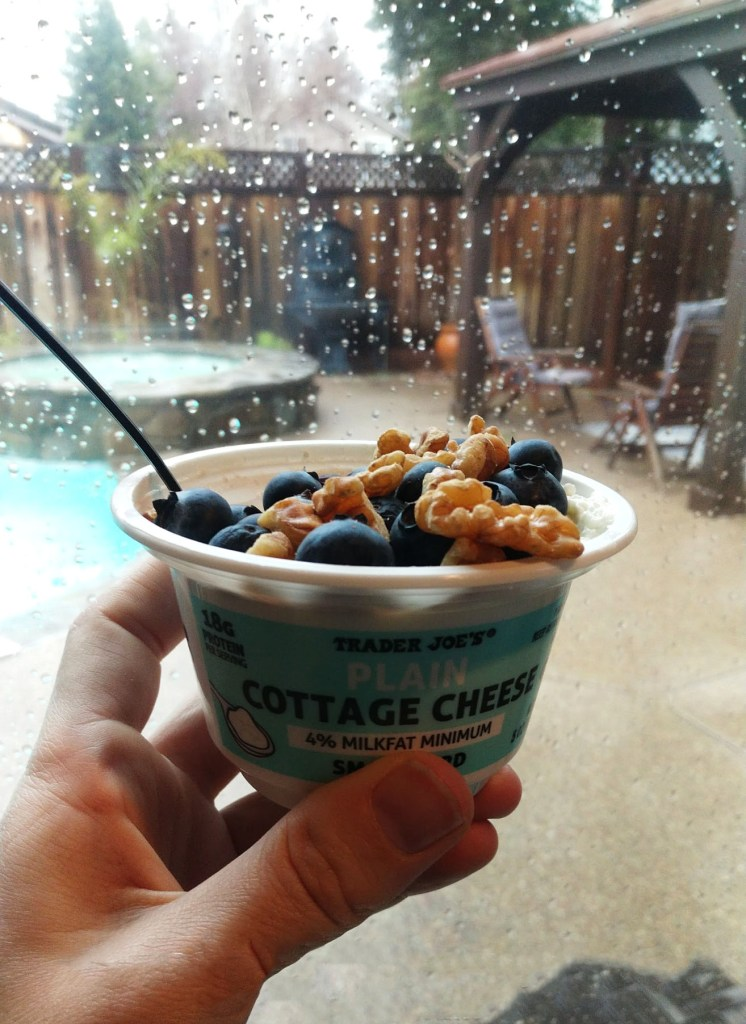 cottage cheese and walnut recipe