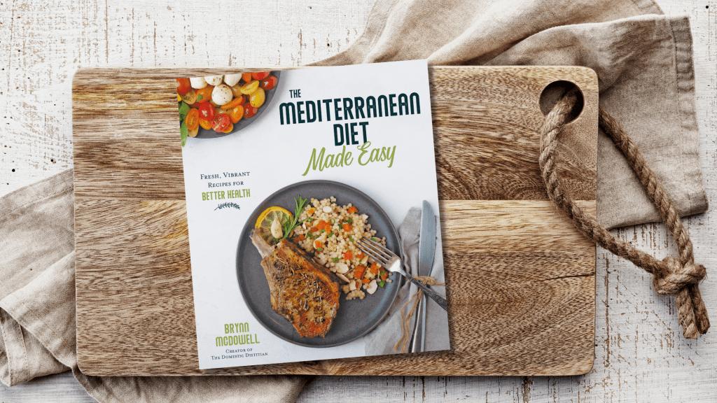 Mediterranean Diet cookbook recipe share
