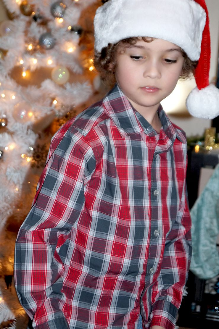 How to put together a Holiday Outfit for Kids
