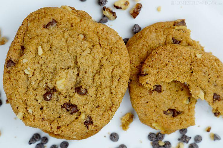 An Incredible Homemade Recipe for Southern Walnut Chocolate Chip Cookies