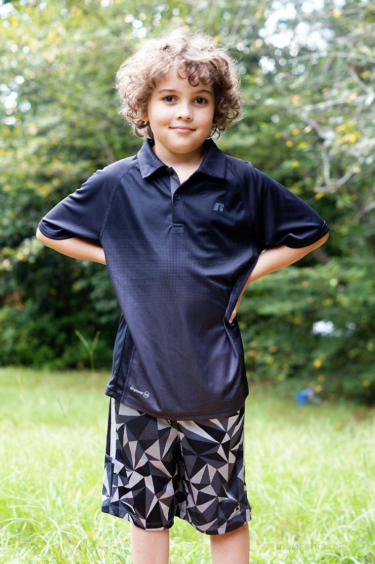 Affordable Back to School Clothing for Boys