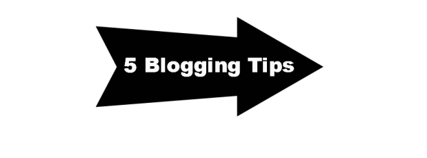 arrow blogging tips