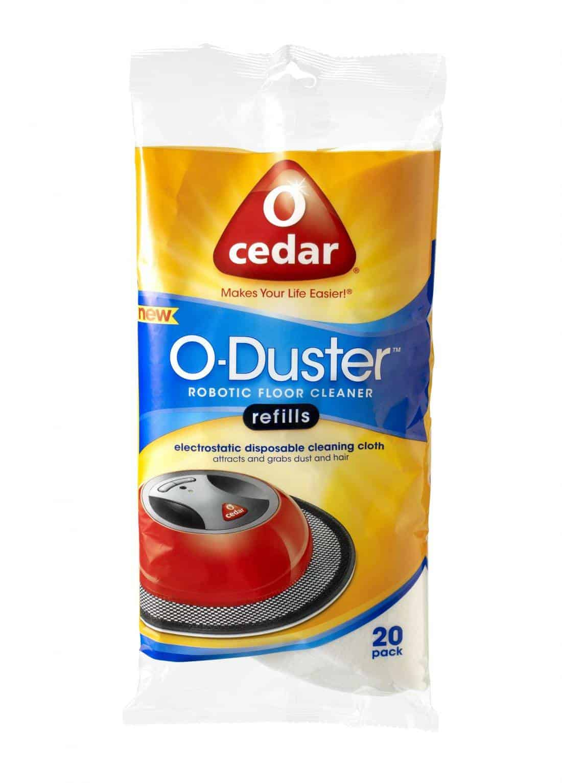 package of O-duster refills