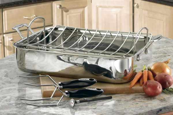 Why every kitchen needs a kitchen pan roaster