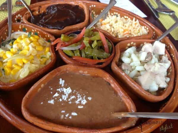 mexican starters & tapas