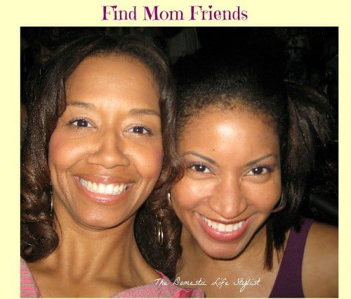 Looking for mom friends? Here are seven great places to strike up new friendships