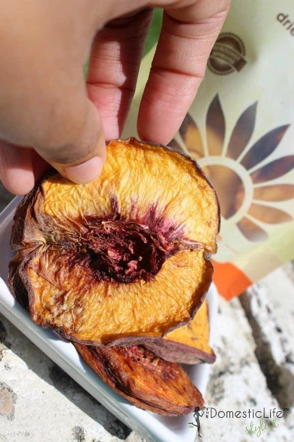 nature box peaches