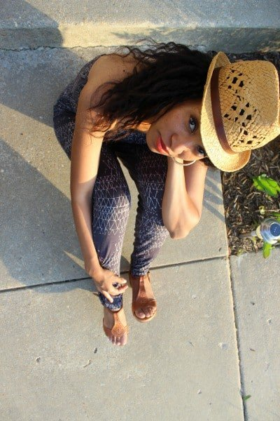 How to wear a fedora straw hat: A summer fashion staple