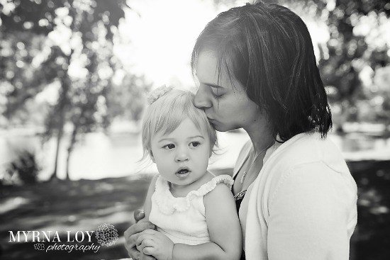 What's it's like to be a mom of one