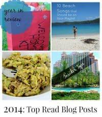 top blog posts of 2014