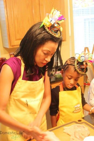 taco making at home