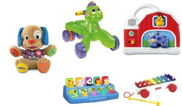 toys for 12-24 month olds