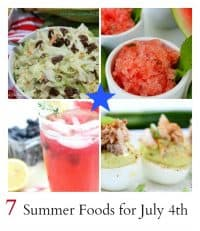 July 4th recipes