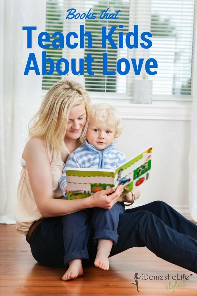 books that teach kids about love