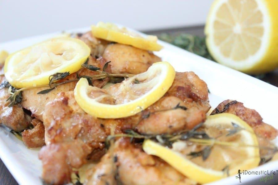 lemon herb chicken 1