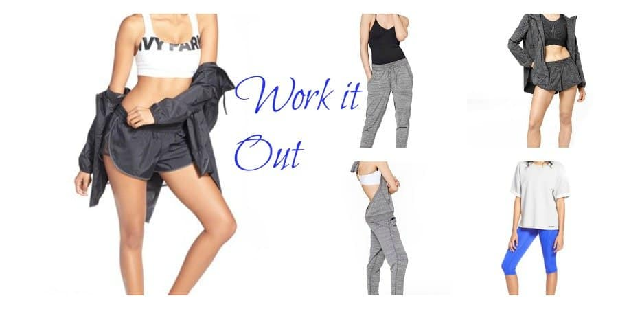 Work Out Clothes Ivy Park