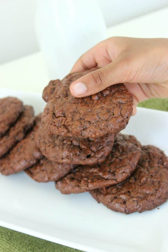 chocolate coconut chocolate chip cookies3