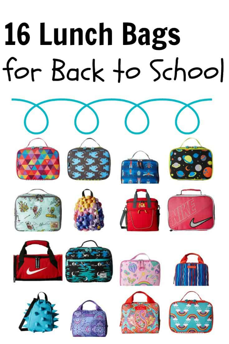 lunch bags for back to school