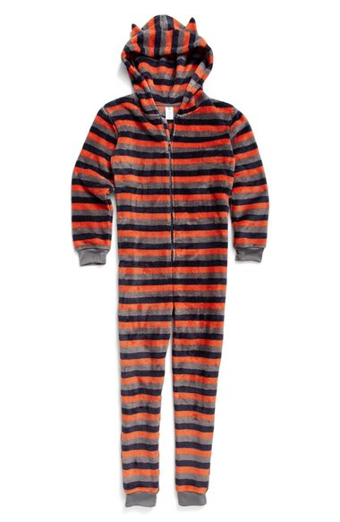 boys-print-fleece-pajamas