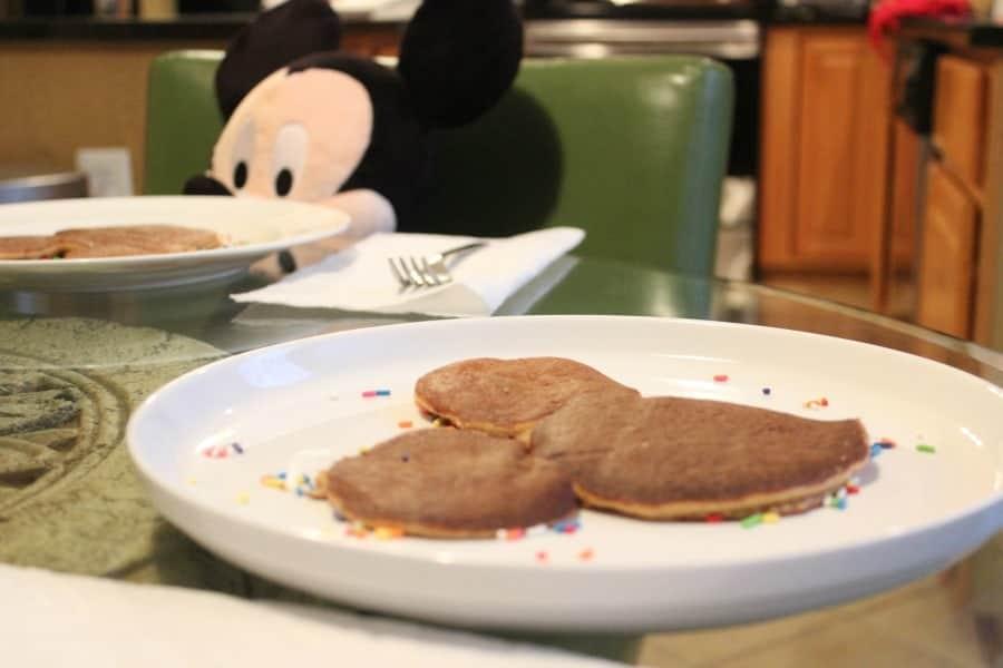 surprise Disney vacation reveal