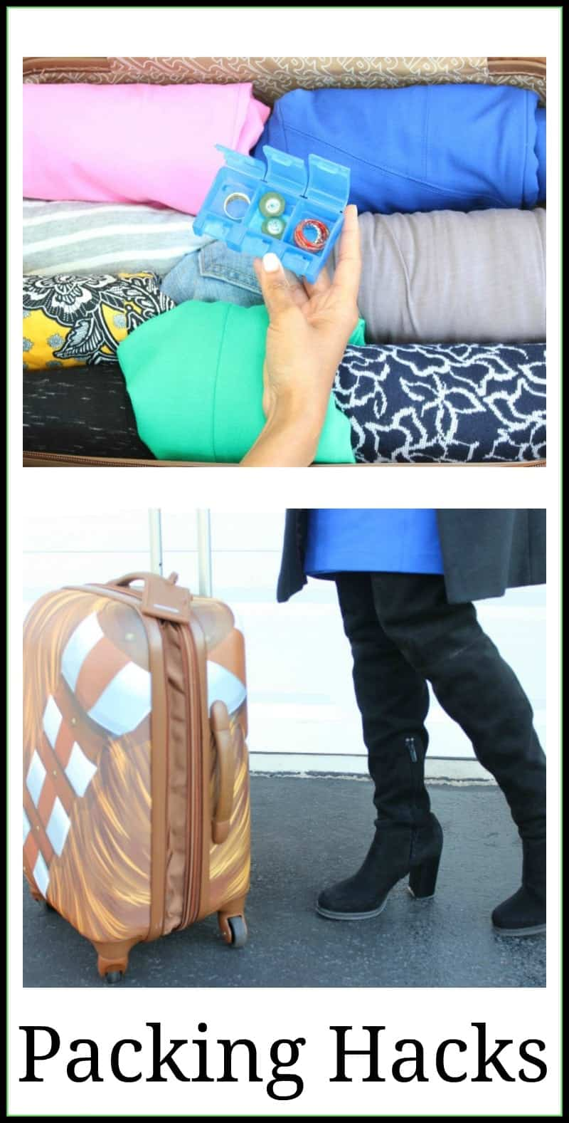 packing hacks for your next trip