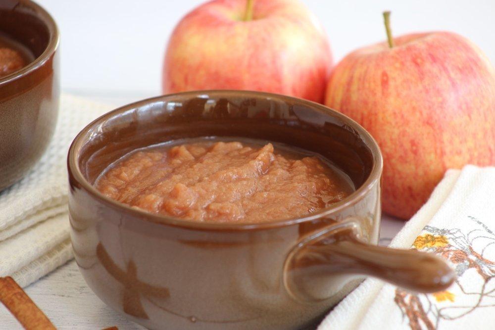 sugar free applesauce