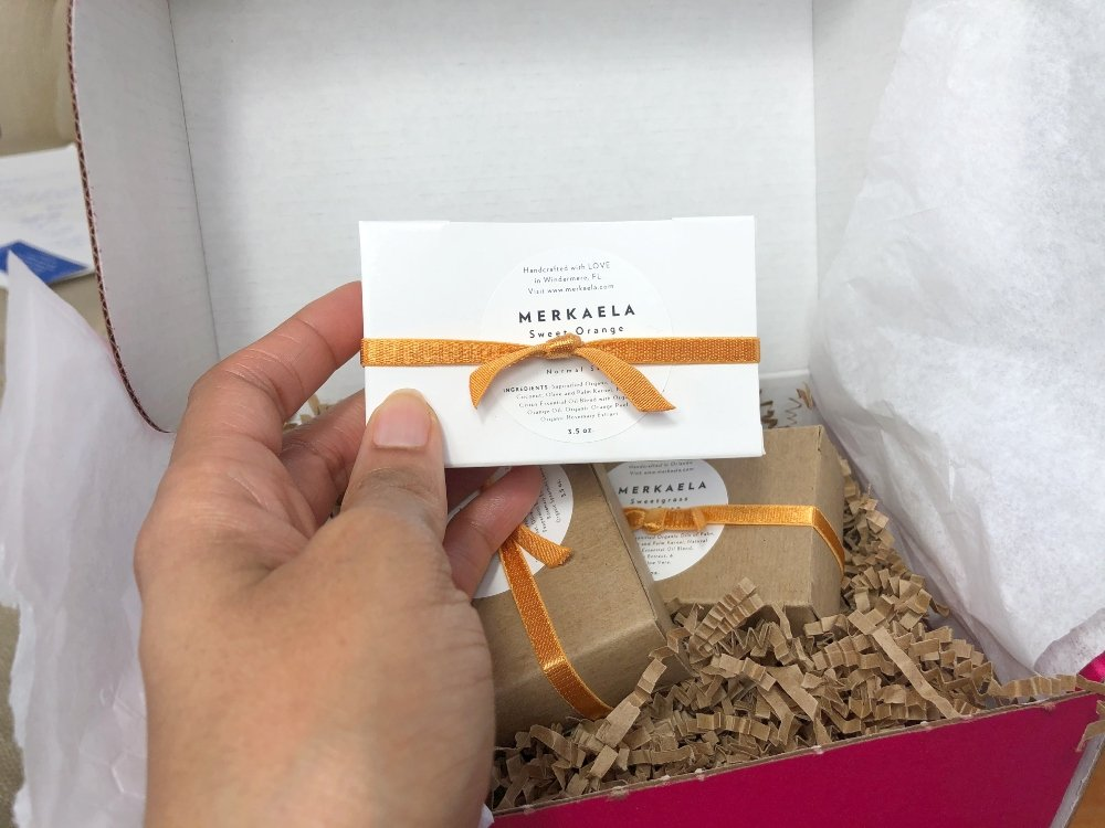 Subscription box for moms