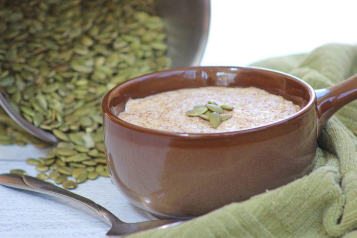Creamy Almond Porridge