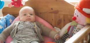 Blayter on a baby!