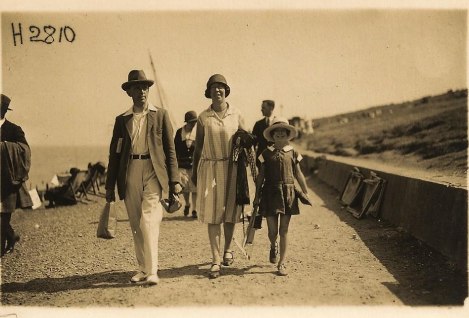 Us at Herne Bay 1929