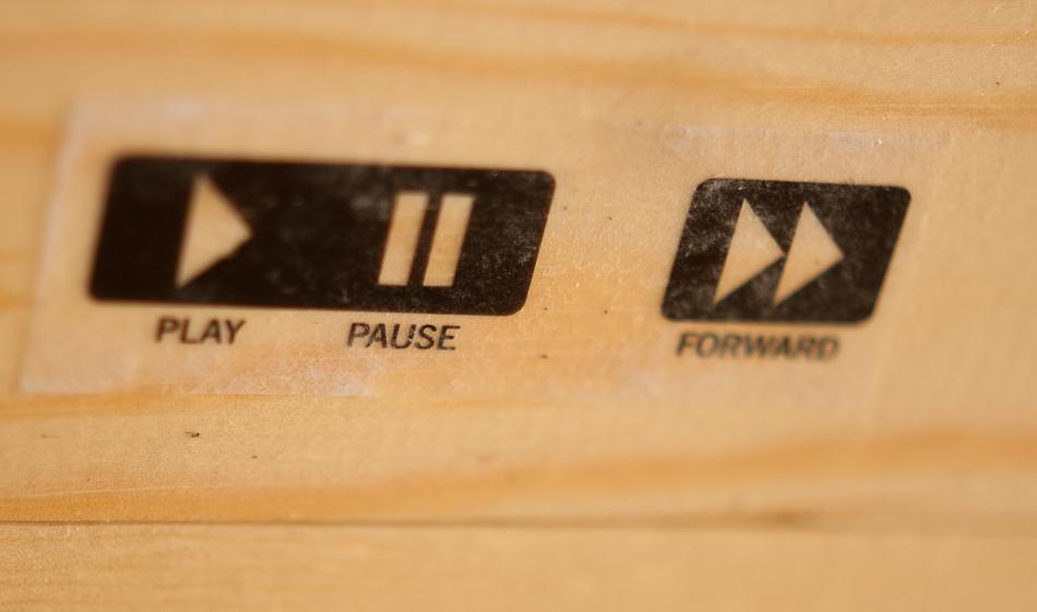 Printing onto wood