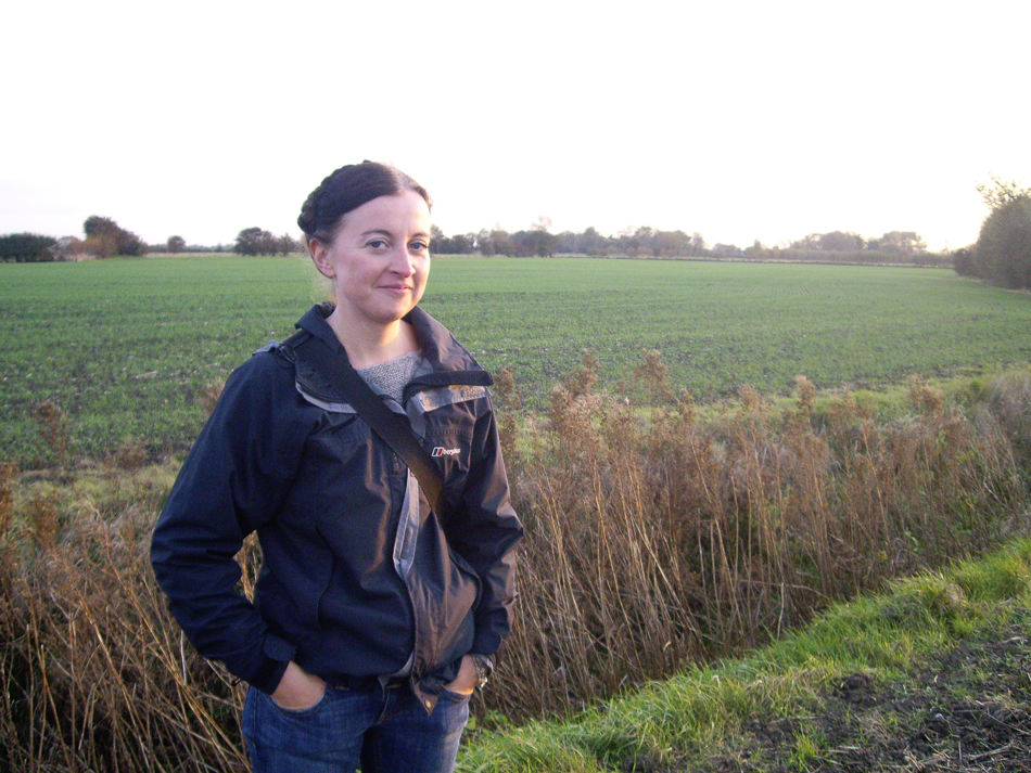 Kate in Romney Marshes