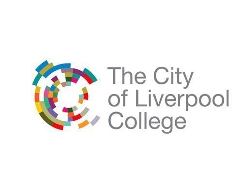 The logo for the City of Liverpool College