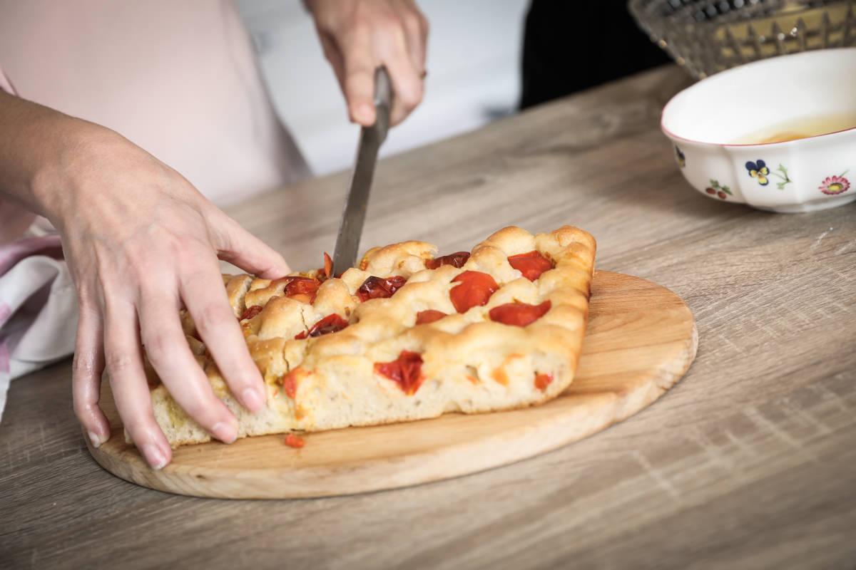 ein tag mit la cucina di casa the dorf