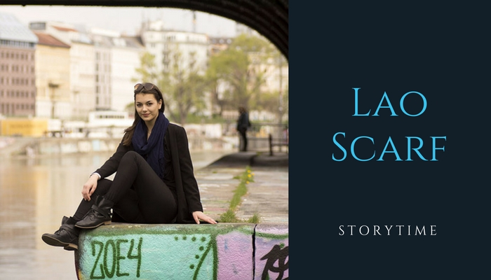 Lao Scarf Storytime