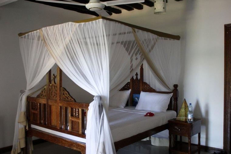 Zimmer im Ras Michamvi Resort