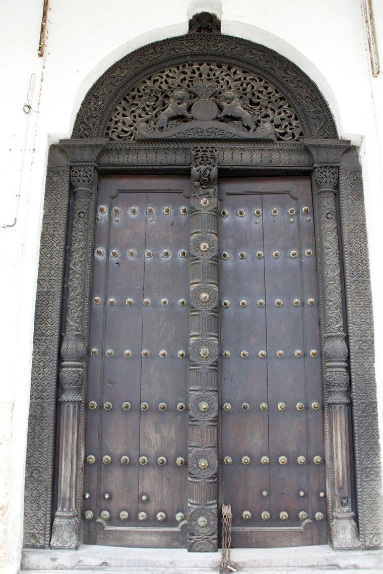 Zanzibar Door