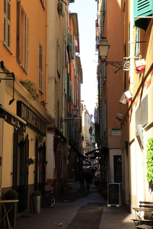 Altstadt von Nizza