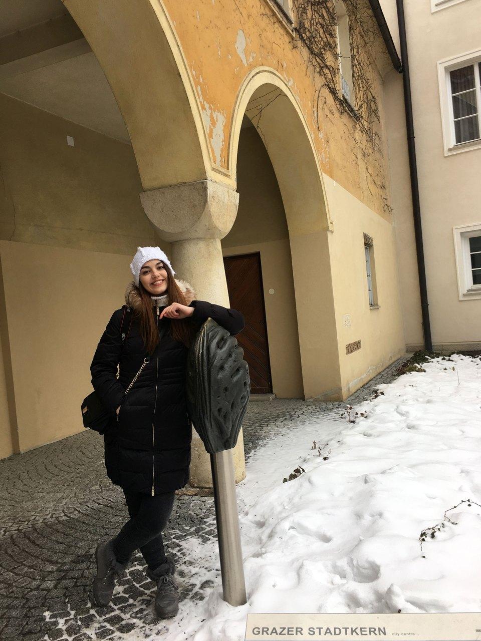 Dorie am Stadtkern von Graz
