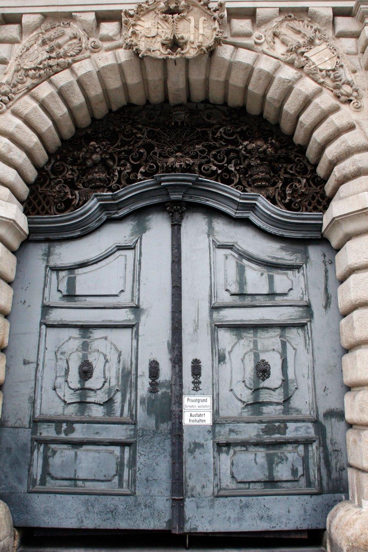 Große Tür in Graz