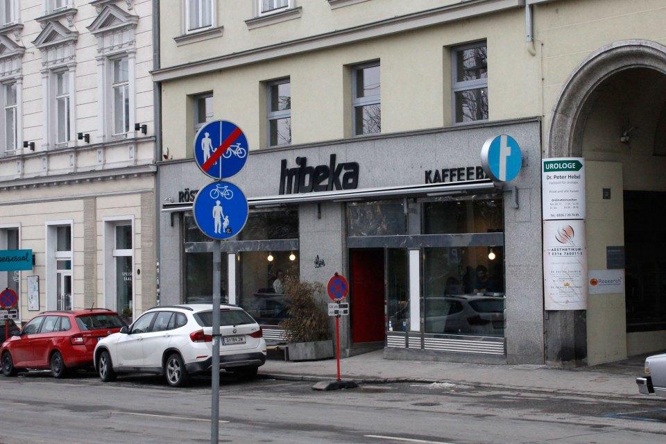 Tribeka Graz Aussenansicht