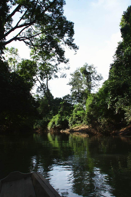 Landscape at Thakhek Loop