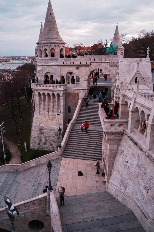 Fischermans Bastion Budapest