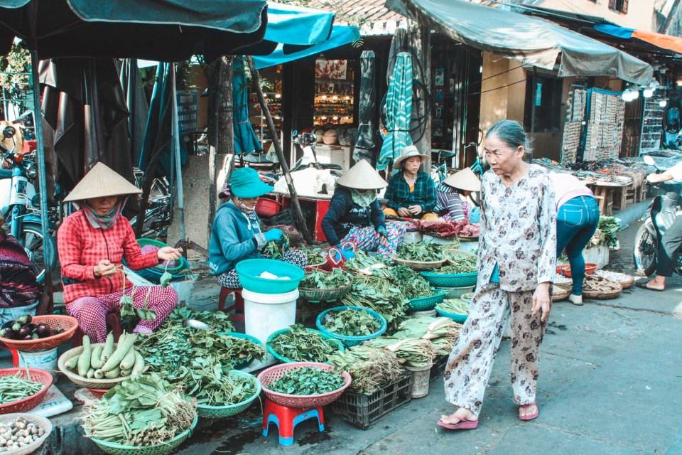 Markt von Hoi An