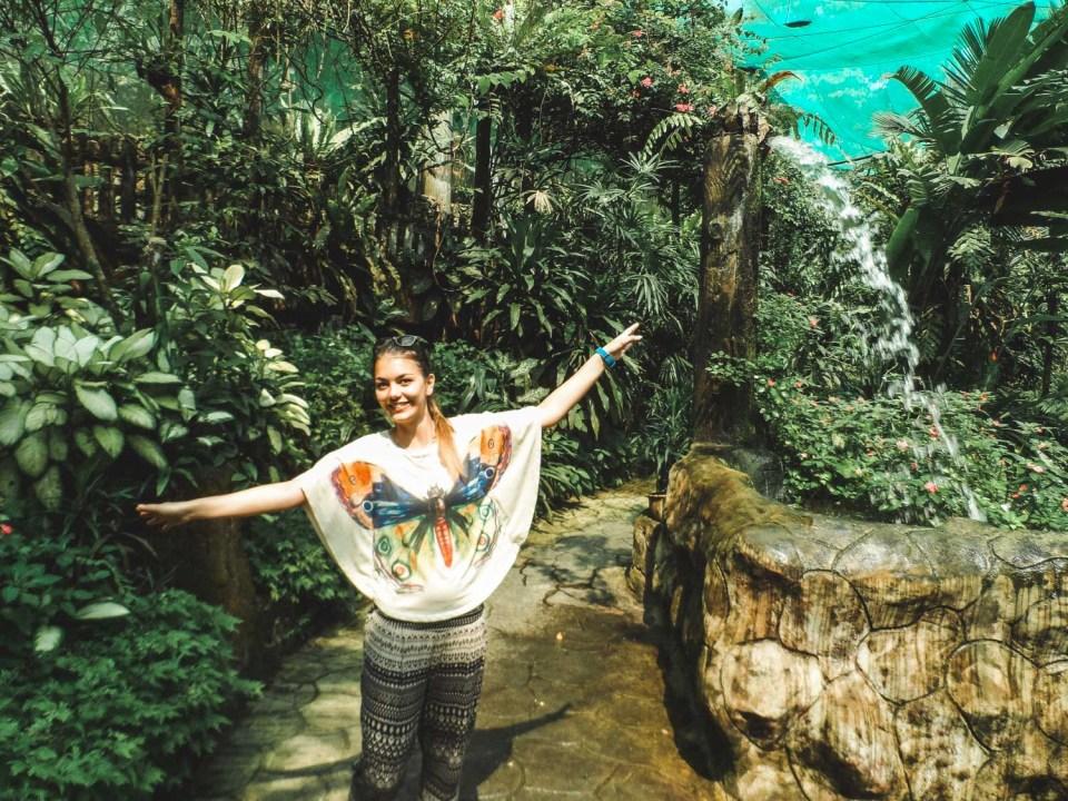 Butterflypark Kuala Lumpüur